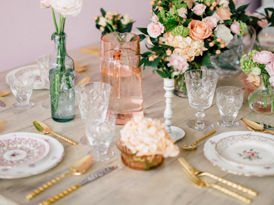 The Perfect Table | Photo by Simply Lace