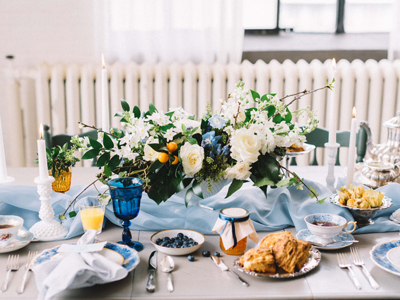 The Perfect Table | Photo by Olive Photography